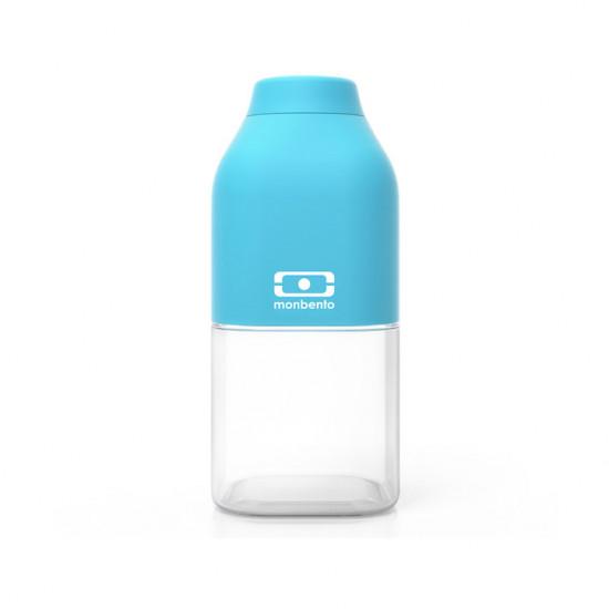 Бутылка MB Positive, голубая, 330 мл