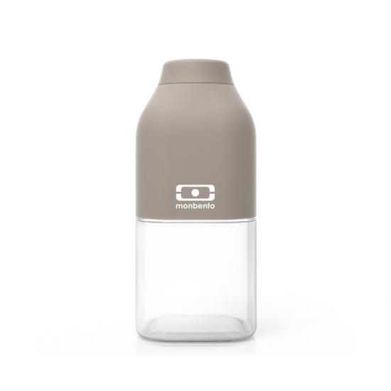 Бутылка MB Positive, серая, 330 мл
