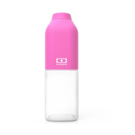 Бутылка MB Positive, розовая, 500 мл