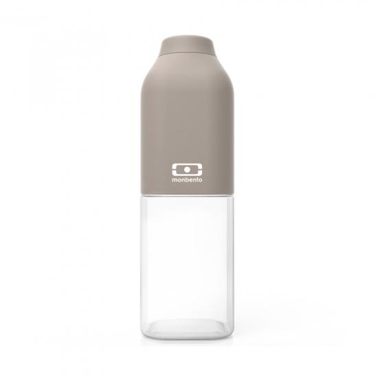 Бутылка MB Positive, серая, 500 мл