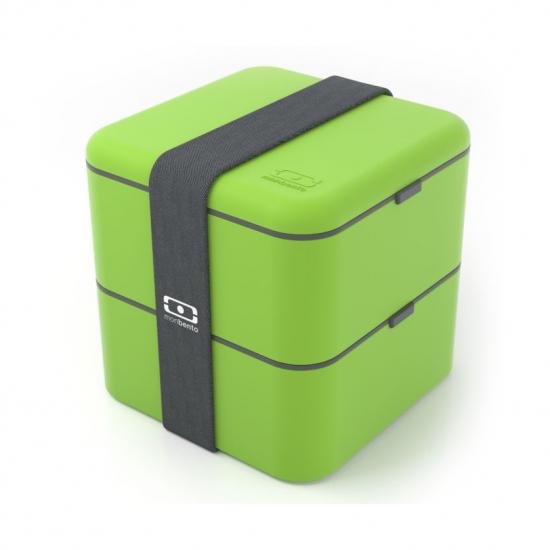 Ланч-бокс MB Square, зеленый