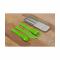 Набор из 3 столовых приборов в футляре MB Pocket Color, зеленый