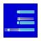 Палочки для суши MB Pair, голубые