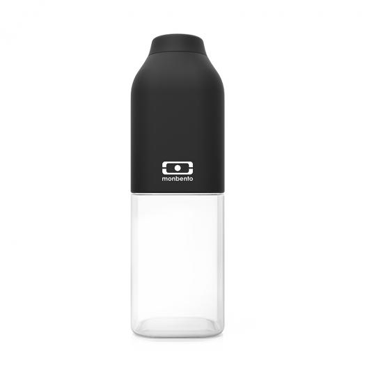 Бутылка MB Positive, черная, 500 мл
