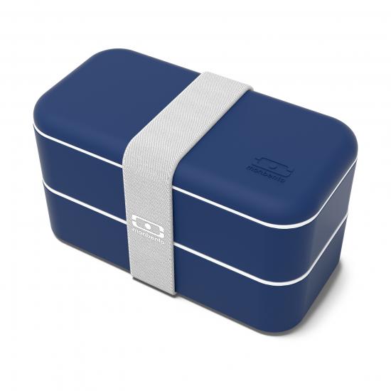 Ланч-бокс MB Original, тёмно-синий