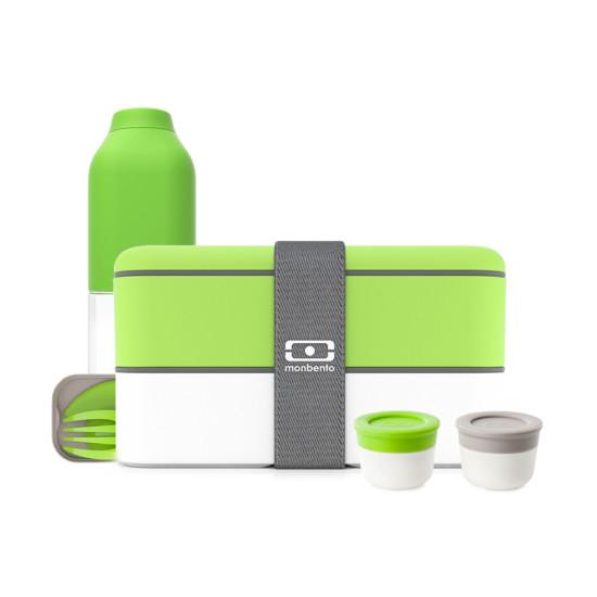 Набор MB Original, зеленый, 4 предмета