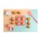 Набор форм для кексов MB Silifriends, 2 шт