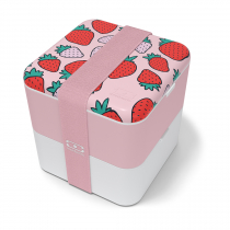 Ланч-бокс MB Square Strawberry
