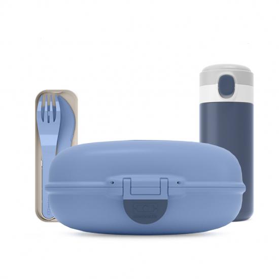 Набор MB Gram Pop Blue Infinity, 3 предмета