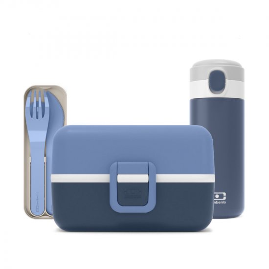 Набор MB Tresor Pop Blue Infinity, 3 предмета